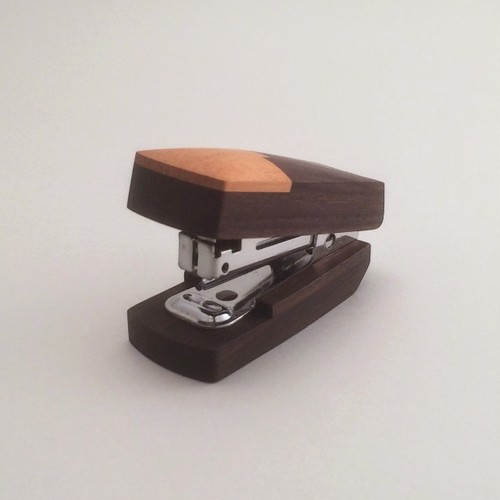 木製品デザインブランド ステープラー STaPO