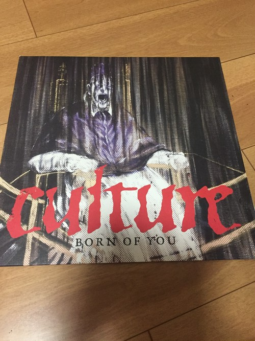 culture - born of you 12""