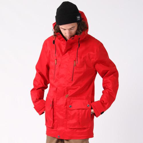 Browner Jacket  Red  (ブラウナージャケット レッド)  5MSJ1B)