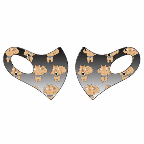 【maru】クール立体マスク