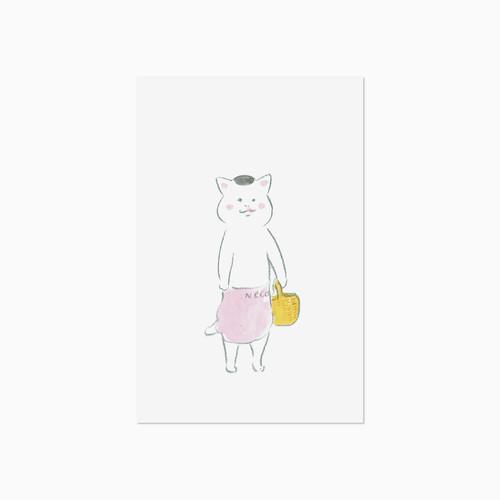 猫村さんのポストカードセット