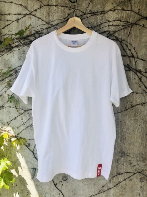 【SUPPAGE MARKS】Suppage × Banzai Design  T-SHIRT