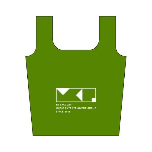 エコバッグ(YK FACTORY Original goods 2020 summer)