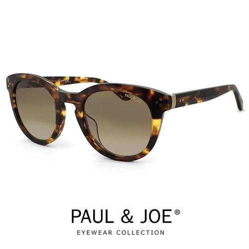 ポール&ジョー サングラス pelicano02a-e224 paul & joe レディース 女性用 べっ甲 PAUL&JOE