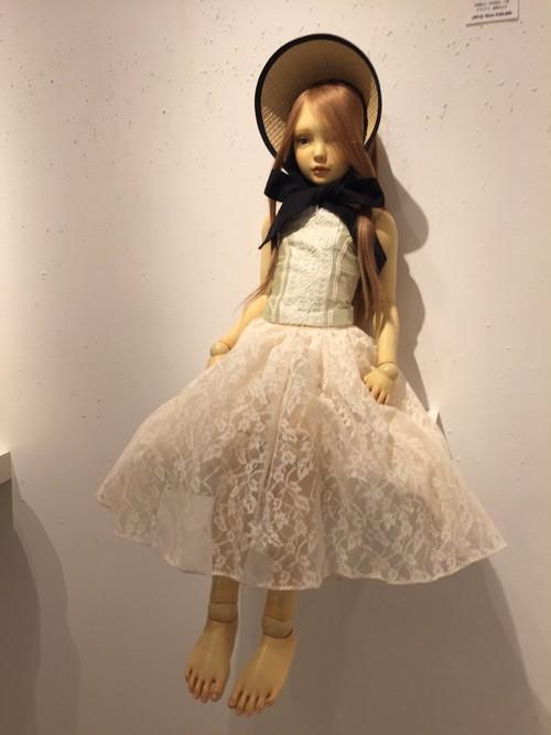 和田まりえ 「幻想少女」75cm 球体関節人形