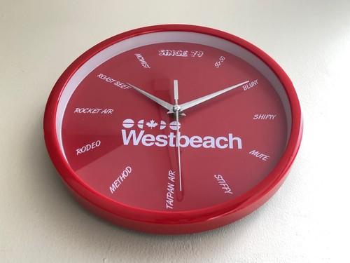 WESTBEACH 壁掛け時計