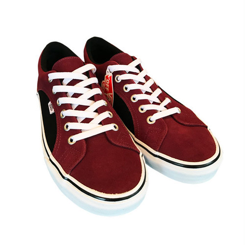 VANS Lampin ( 2-tone SUEDE ) PORT ROYAL