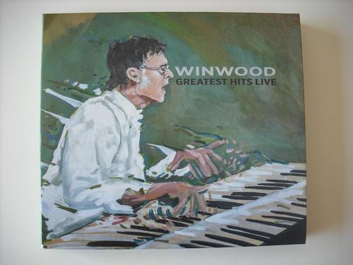【2CD】STEVE WINWOOD / GREATEST HITS LIVE