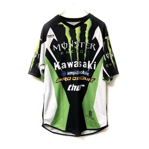 monster racing tee
