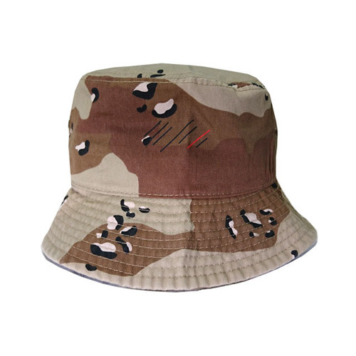 【30%OFF】 scar /////// BLOOD BUCKET HAT (Desert Camo)