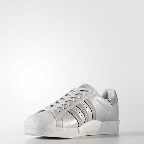 (アディダス オリジナルス) adidas Originals BZ0206 SUPERSTAR BOOST搭載 SOLID GRAY