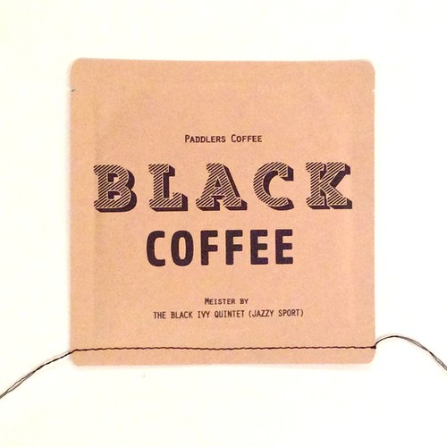 【CD】BLACK COFFEE Meister by THE BLACK IVY QUINTET (Jazzy Sport)
