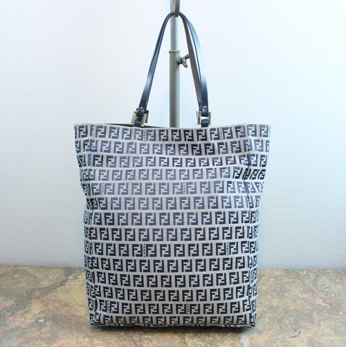 .FENDI ZUCCA PATTERNED TOTE BAG MADE IN ITALY/フェンディズッカ柄トートバッグ 2000000035918
