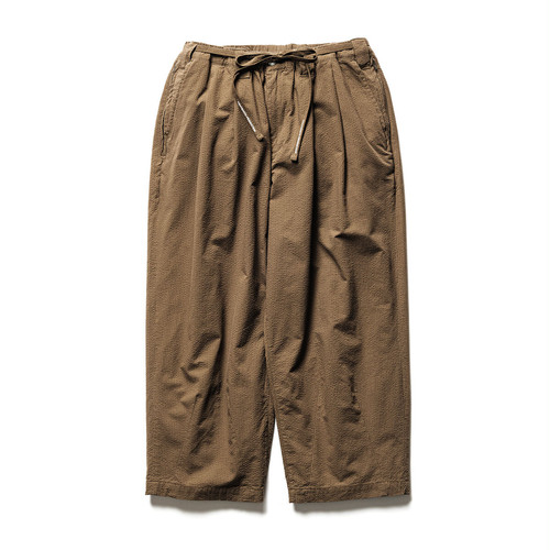 Tightbooth SUCKER BAGGY SLACKS BROWN L