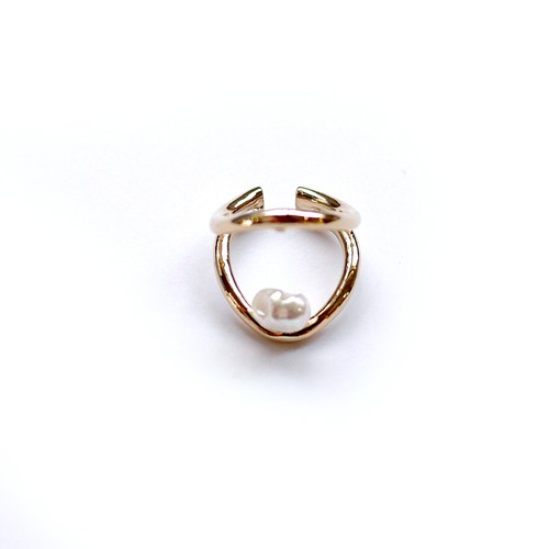 【予約販売】HIENA Ring/GOLD