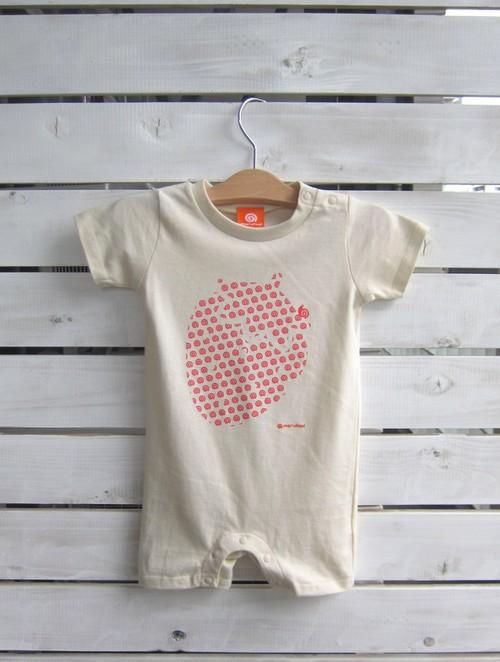 strawberry Rompers - いちご ロンパース - ベビー半袖ロンパース 親子おそろいロンパース