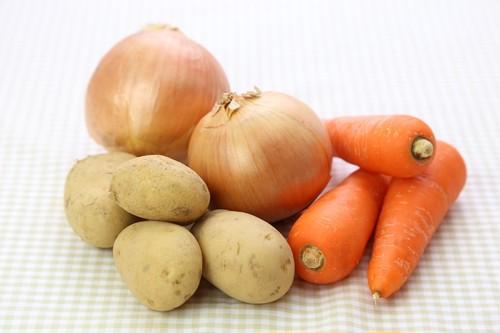 【各2kg・Lサイズ】オーガニック根菜セット