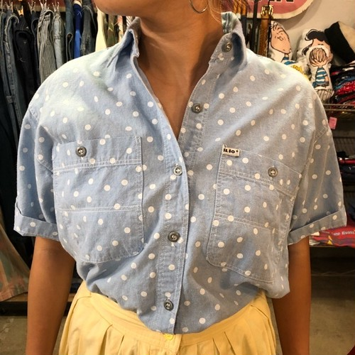 Ilio S/S Dot Shirts
