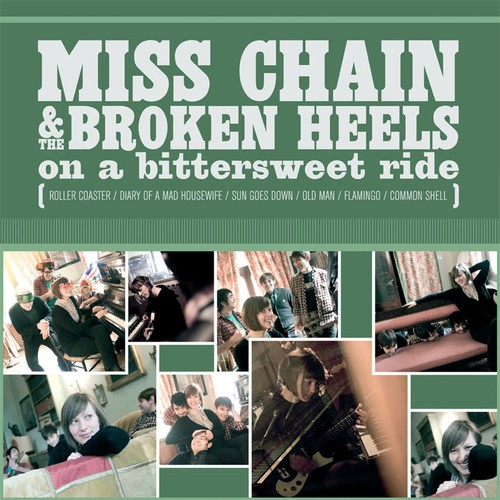 "MISS CHAIN & THE BROKEN HEELS ""ON A BITTERSWEET RIDE"" / CD"