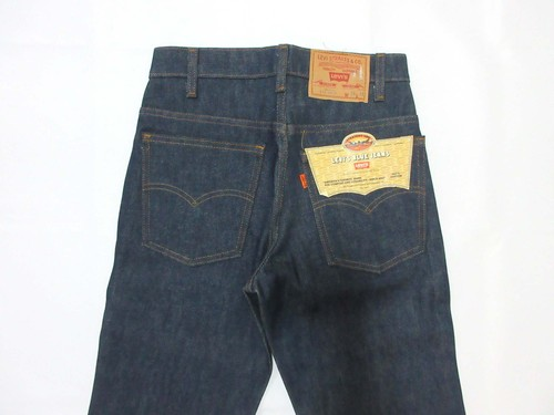 80's Levi's 519-0217 / 29×36 / STRAIGHT LEG / Made in USA / Dead Stock