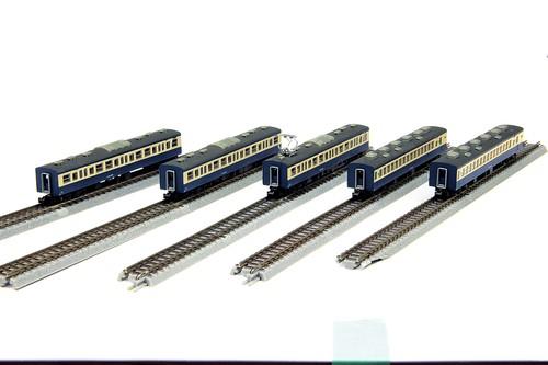 T003-2 国鉄113系 1500番代 横須賀色 5両増結セット