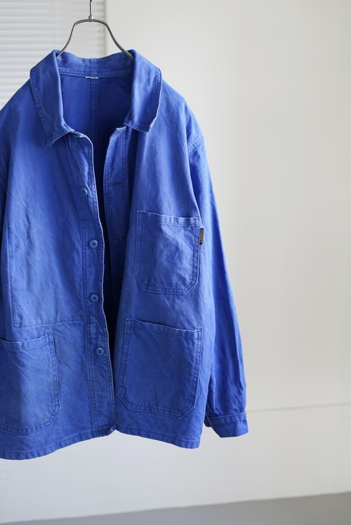 <SOLD OUT>Le Laboureur - French Work Coverall Jacket