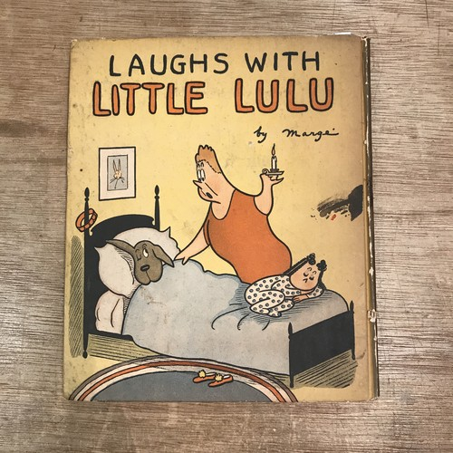 LAUGHS WITH LITTLE LULU / by Marge
