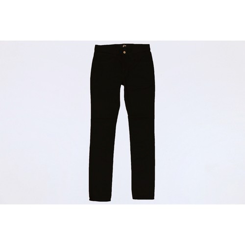 GL014/Stretch Black Denim