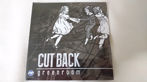 cut back - green room(CD)