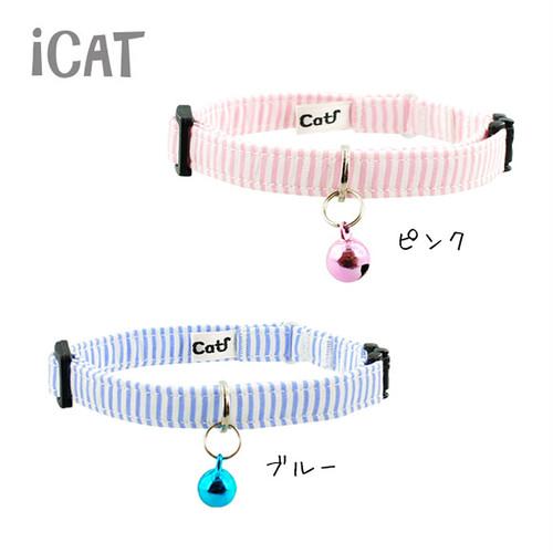 猫首輪(成猫ピンボーダー)全2種類