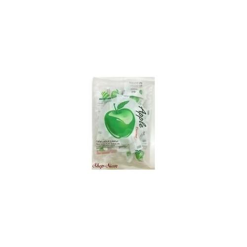 【Haoliyuan】チュウィー ミルク キャンディ りんご味/Chewy Milk Candy Apple Flavor 70g×3袋