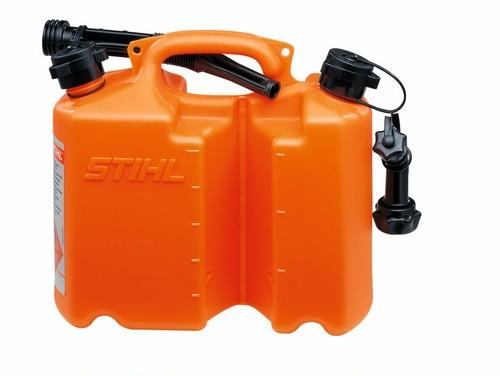 STIHLコンビネーション燃料携行缶 オレンジ5L/3L