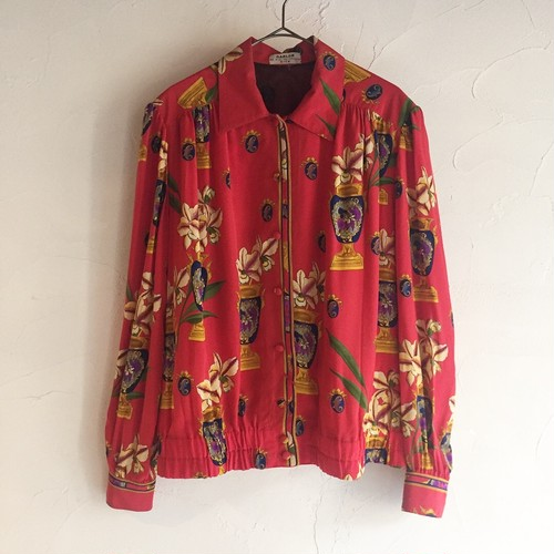 silk shirts blouzon
