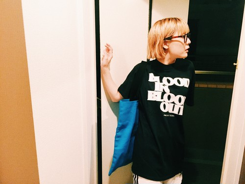 BLOOD IN BLOOD OUT 【Tshirt】