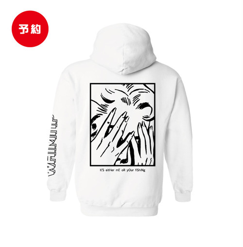 【WHIMTIP】CRY HOODIE