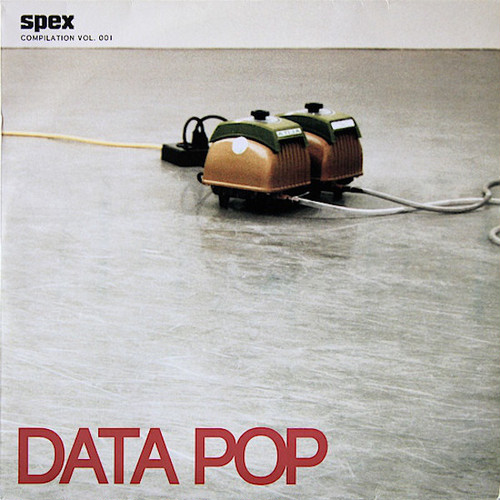Various / Data Pop - Spex Compilation Vol. 001 (2x12 inch)