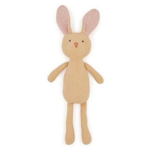 ウサギのJULIETTE|オーガニックコットン ぬいぐるみ