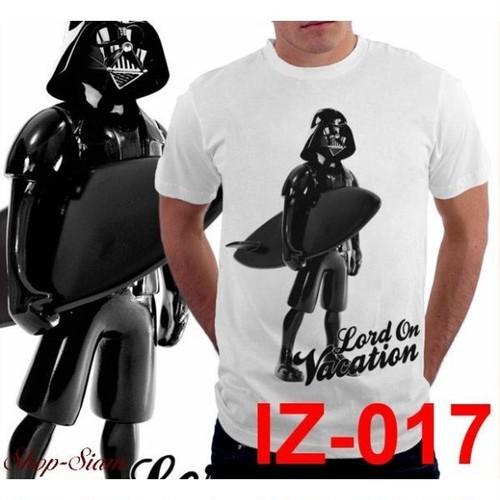 ダース・ベイダー Darth Vader Load On Vacation プリントTシャツ