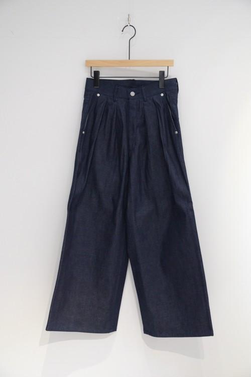 【sAn×ordinary fits】OLS-P001 DENIM PANTS one wash