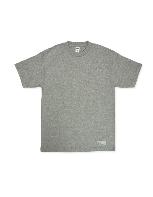 Trust No One Pocket Tee / H.GRAY