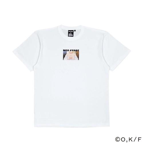 MFC STORE × 炎炎ノ消防隊 アイリス ラートム TEE / WHITE