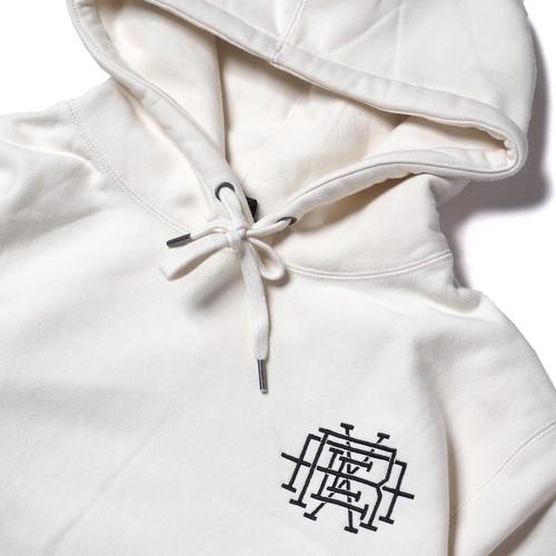 Emblem Pullover Hoodie