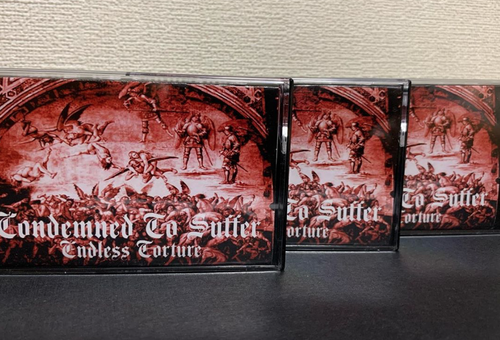 Condemned To Suffer - Endless Torture TAPE