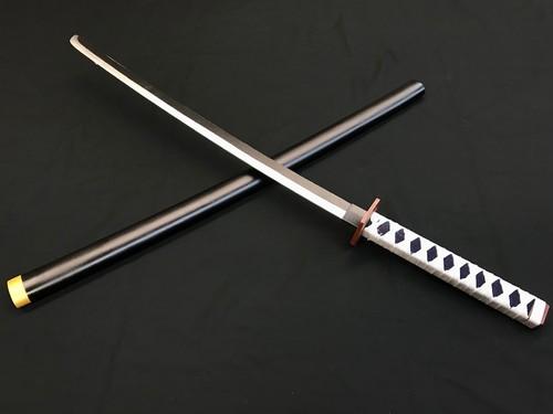 鬼の刀剣 1個 【冨岡義勇風 模造刀 木刀】①