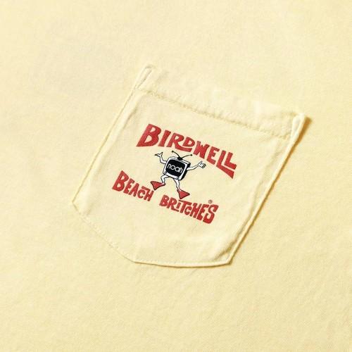 Noah x Birdwell Long Sleeve Tee(Yellow )