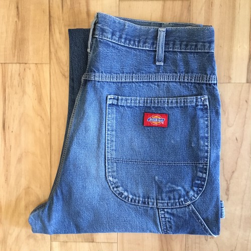 "Dickies Denim Painter Pants ""Made in USA"""