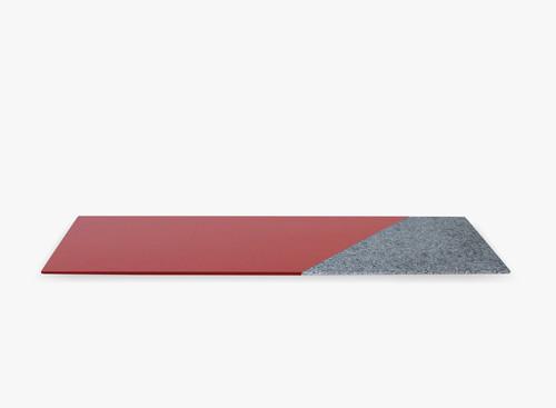 庵治漆(漆器・庵治石):フラットプレート(L)スクエア / テーブルセンター