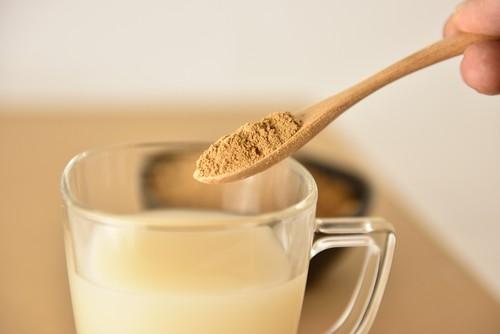香ばしさ、甘みとも最高ー丹波篠山黒豆きな粉