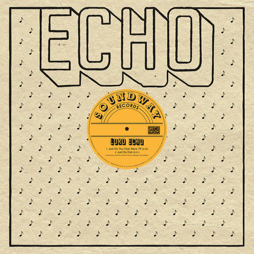 """【12""""】LORD ECHO - JUST DO YOU <SOUNDWAY>SNDW12024"""