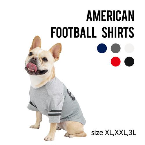 【SALE】AMERICAN FOOTBALL SHIRTS(XL,XXL,3L)  アメリカンフットボールシャツ